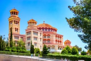 about aegina hotel liberty II saint nektarios