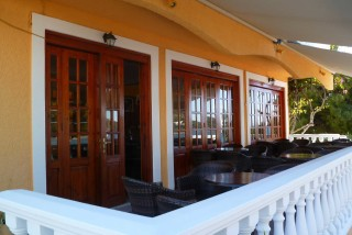 accommodation liberty II hotel veranda